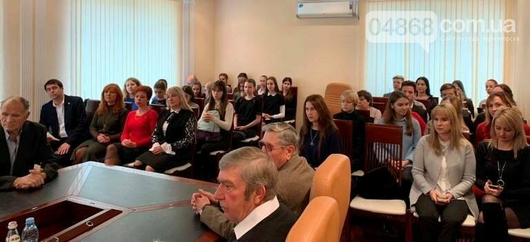 «Если бы я был депутатом»: старшеклассники Черноморска рассказали, каким они видят будущее нашего города, фото-23