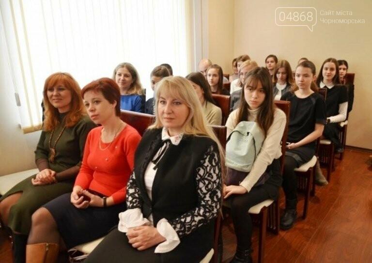 «Если бы я был депутатом»: старшеклассники Черноморска рассказали, каким они видят будущее нашего города, фото-5