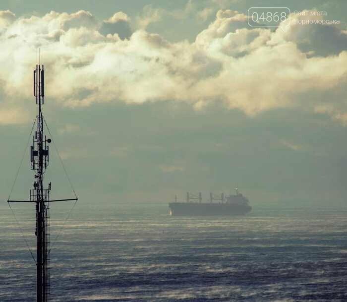 В ближайшую неделю синоптики обещают в Черноморске пасмурную погоду, гололёд и небольшой дождь, фото-8