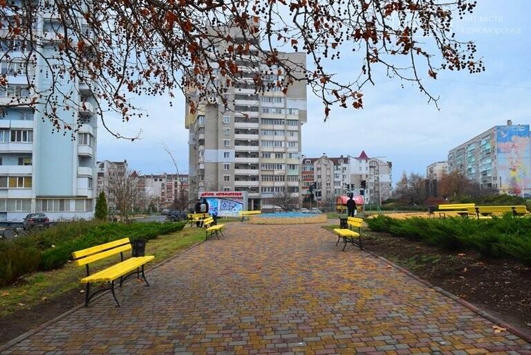 В ближайшую неделю синоптики обещают в Черноморске пасмурную погоду, гололёд и небольшой дождь, фото-4