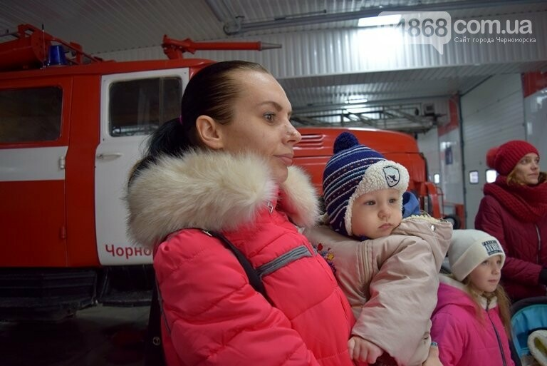 Спасатели Черноморска провели марафон добра «Спаси детские мечты!», фото-1