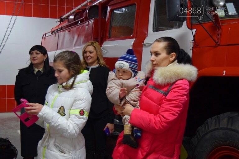Спасатели Черноморска провели марафон добра «Спаси детские мечты!», фото-16