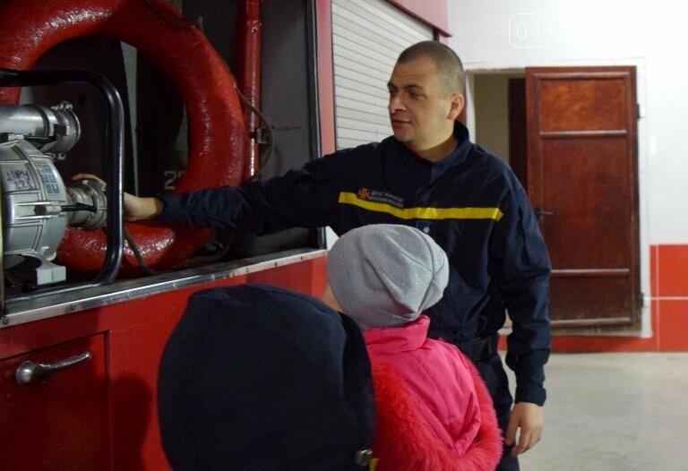 Спасатели Черноморска провели марафон добра «Спаси детские мечты!», фото-13