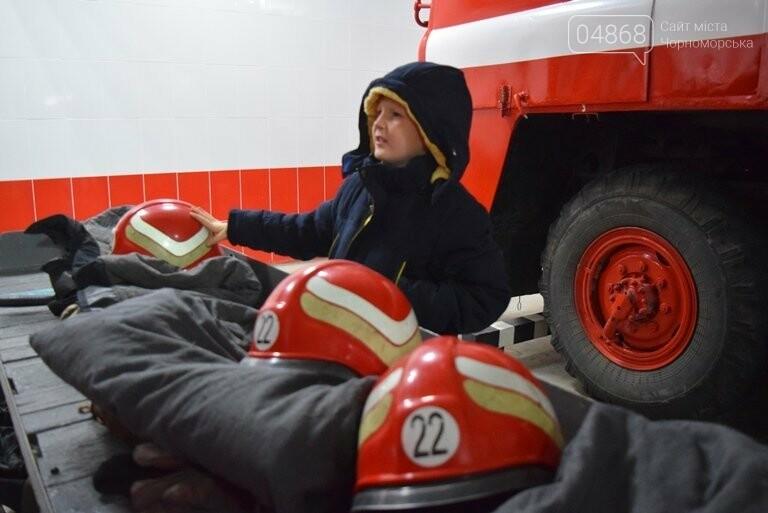 Спасатели Черноморска провели марафон добра «Спаси детские мечты!», фото-18