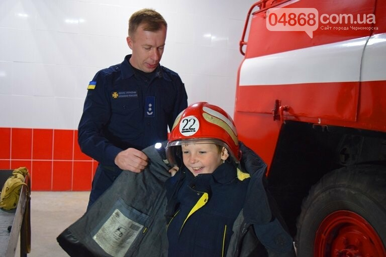 Спасатели Черноморска провели марафон добра «Спаси детские мечты!», фото-20
