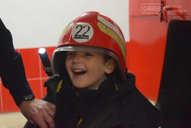 Спасатели Черноморска провели марафон добра «Спаси детские мечты!», фото-10