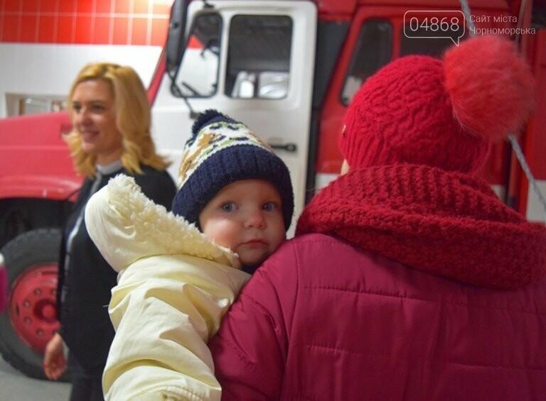 Спасатели Черноморска провели марафон добра «Спаси детские мечты!», фото-22