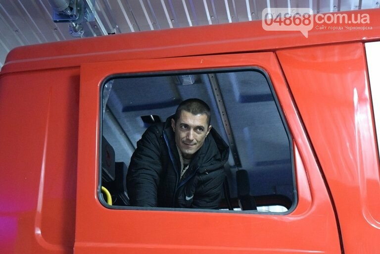 Спасатели Черноморска провели марафон добра «Спаси детские мечты!», фото-24