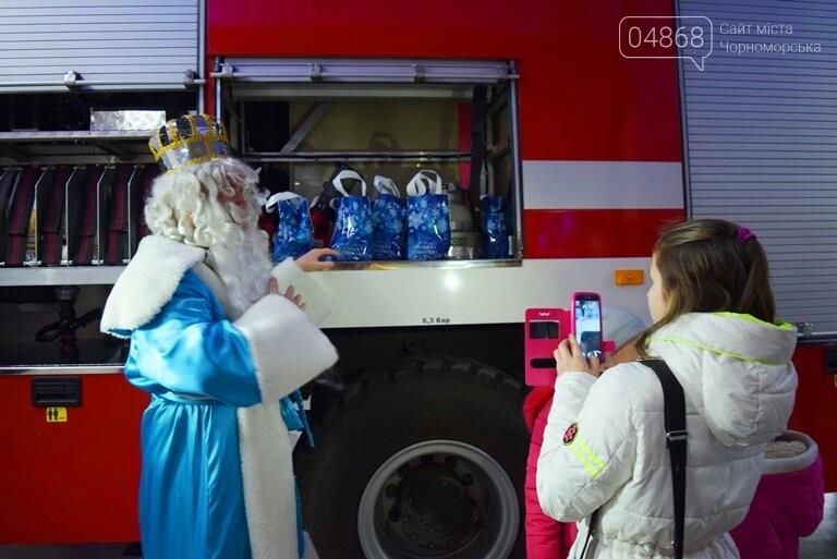 Спасатели Черноморска провели марафон добра «Спаси детские мечты!», фото-26