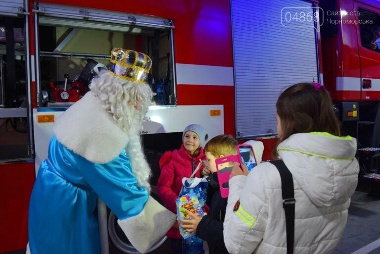 Спасатели Черноморска провели марафон добра «Спаси детские мечты!», фото-27