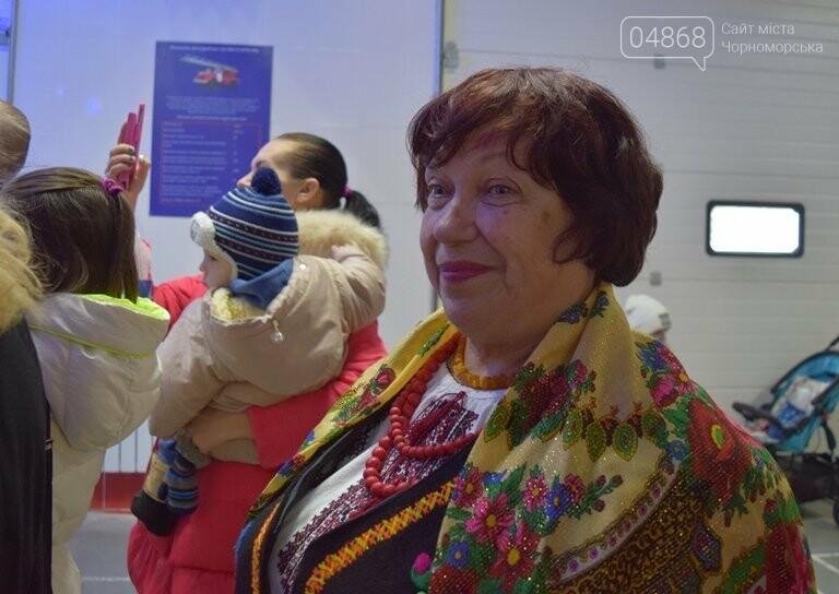 Спасатели Черноморска провели марафон добра «Спаси детские мечты!», фото-29