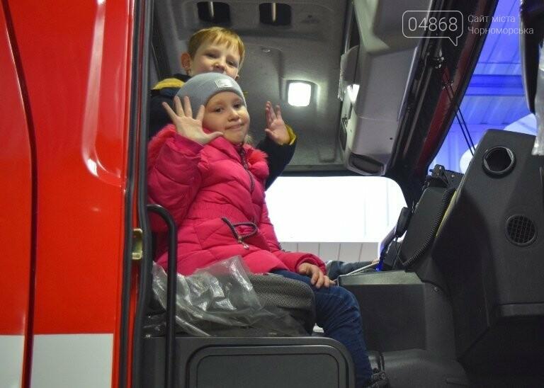 Спасатели Черноморска провели марафон добра «Спаси детские мечты!», фото-3