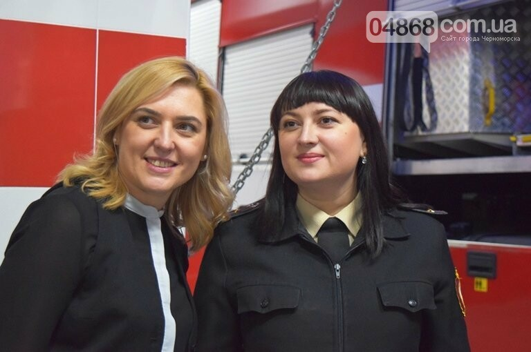 Спасатели Черноморска провели марафон добра «Спаси детские мечты!», фото-11