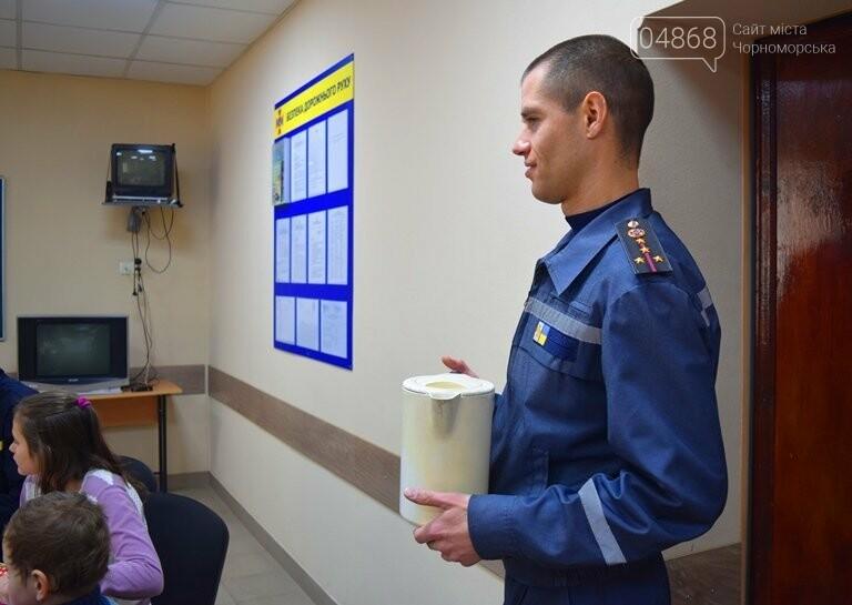 Спасатели Черноморска провели марафон добра «Спаси детские мечты!», фото-31