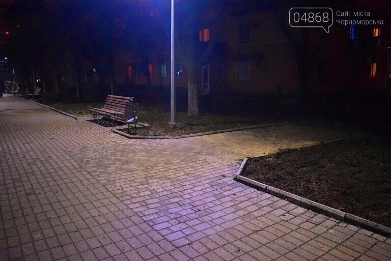 «Общественный бюджет»: в Черноморске завершён проект благоустройства Корабельной , фото-3