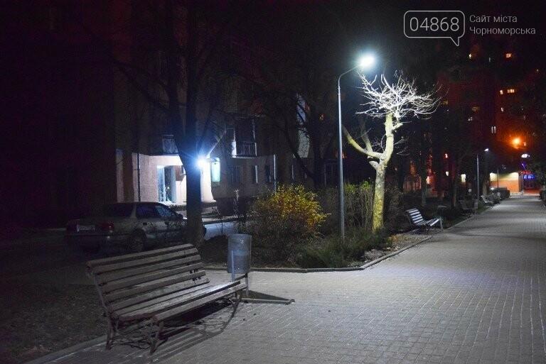 «Общественный бюджет»: в Черноморске завершён проект благоустройства Корабельной , фото-1