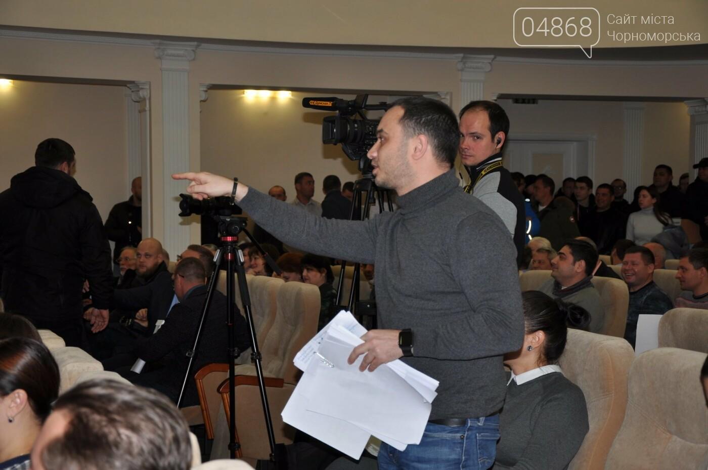 Кто куда: изменения в составе депутатских комиссий. Такого в Черноморске ещё не было!, фото-5