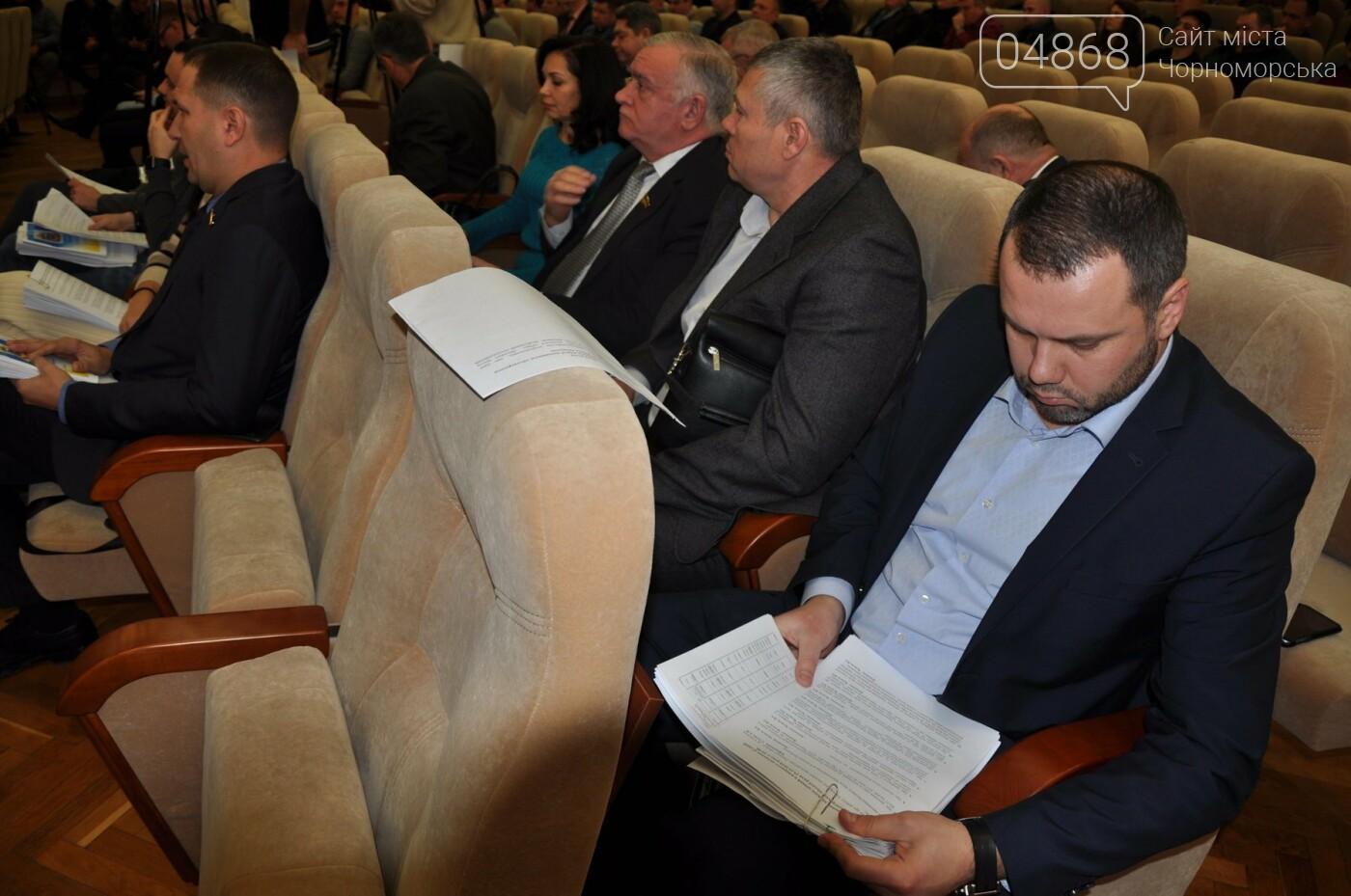Черноморск остался без бюджета , фото-5