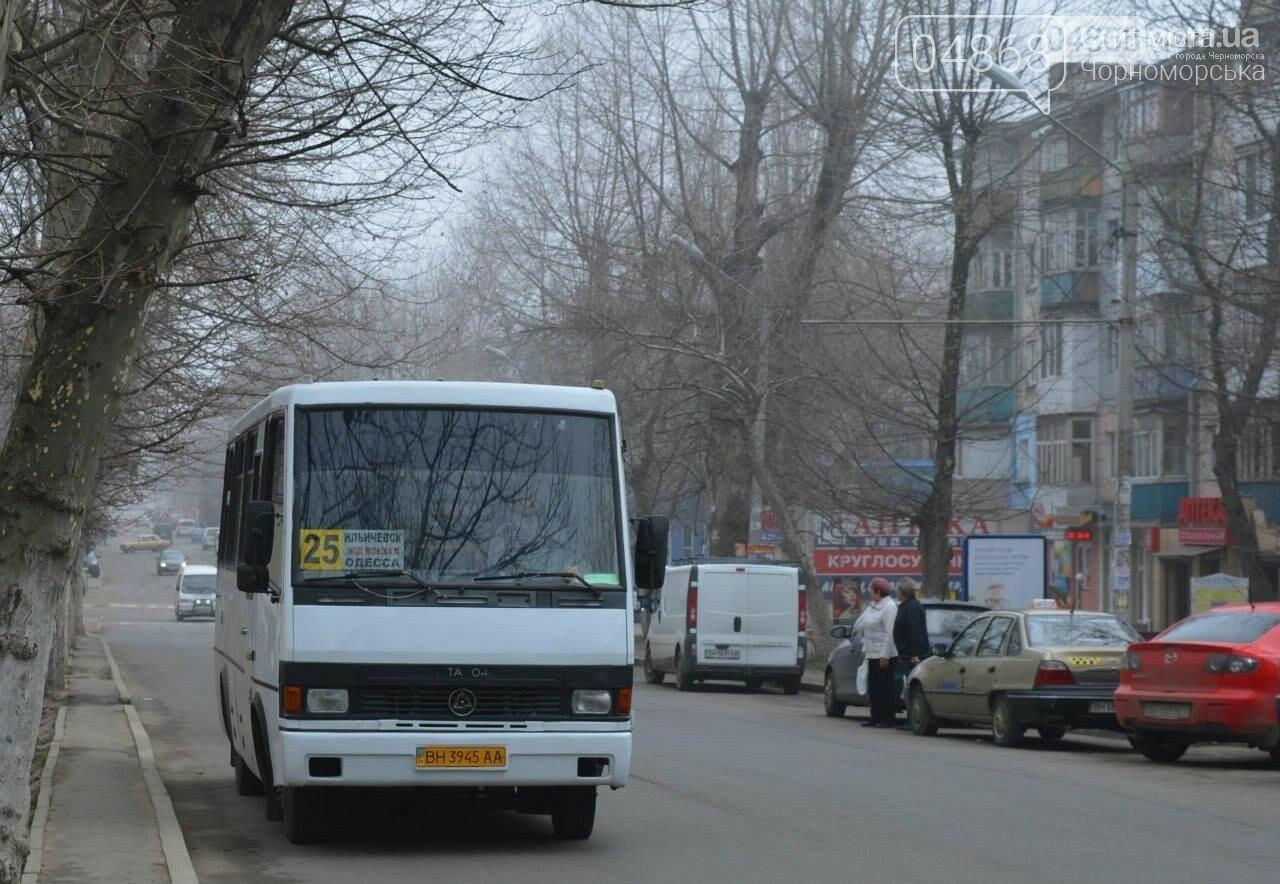 Маршрутки Черноморск – Одесса: хамство водителей и отсутствие безопасности стало нормой, фото-1
