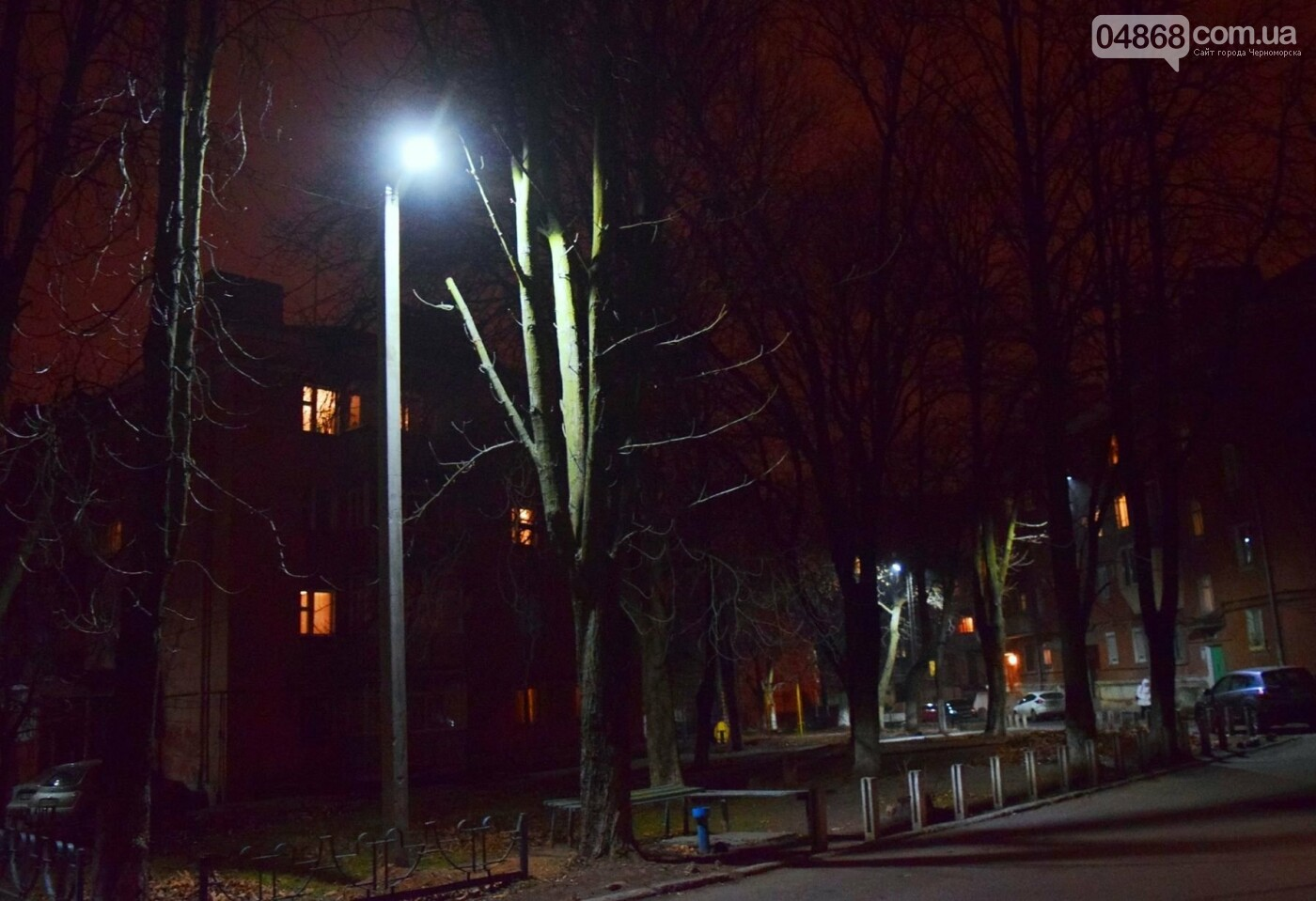 В День энергетика в ООО «Ілкомсвіт» рассказали о том, как освещается Черноморск , фото-4