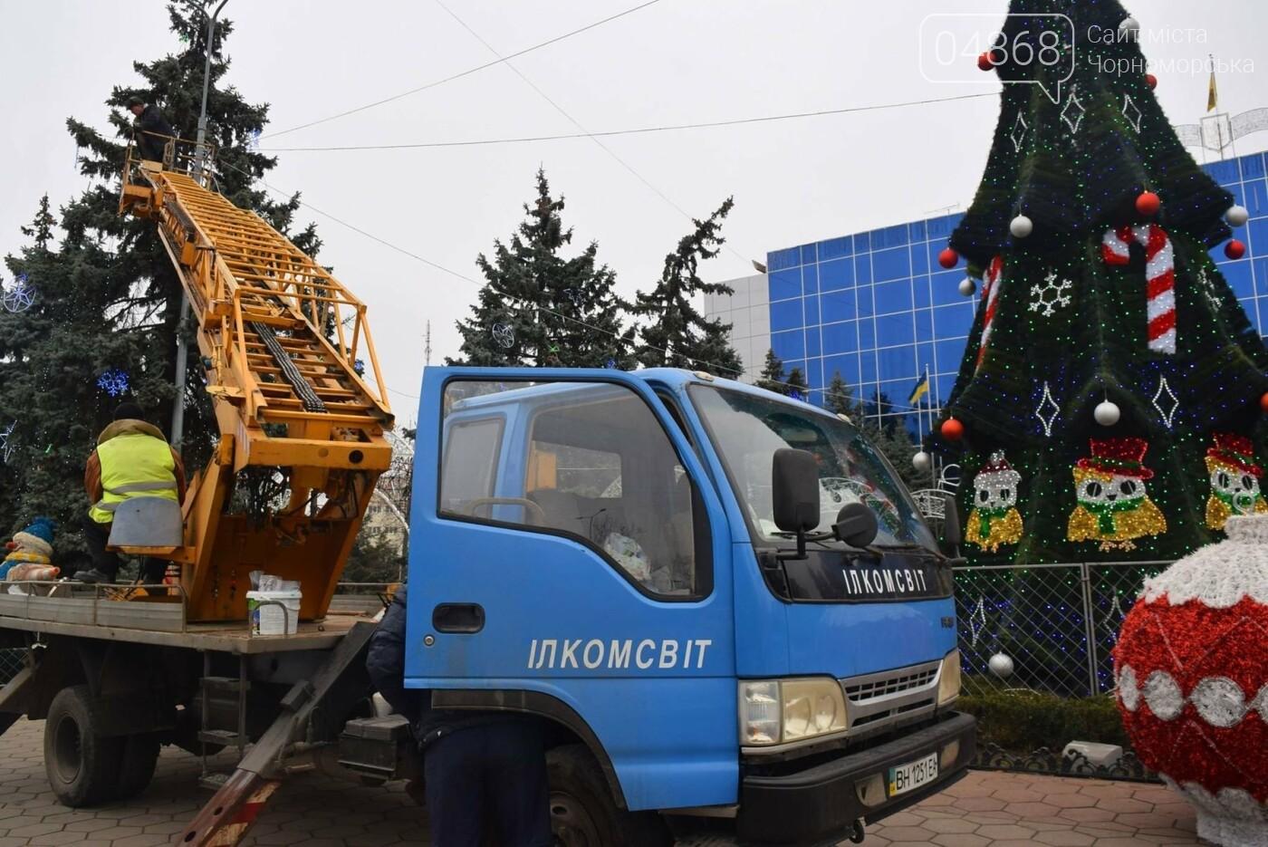 В День энергетика в ООО «Ілкомсвіт» рассказали о том, как освещается Черноморск , фото-6