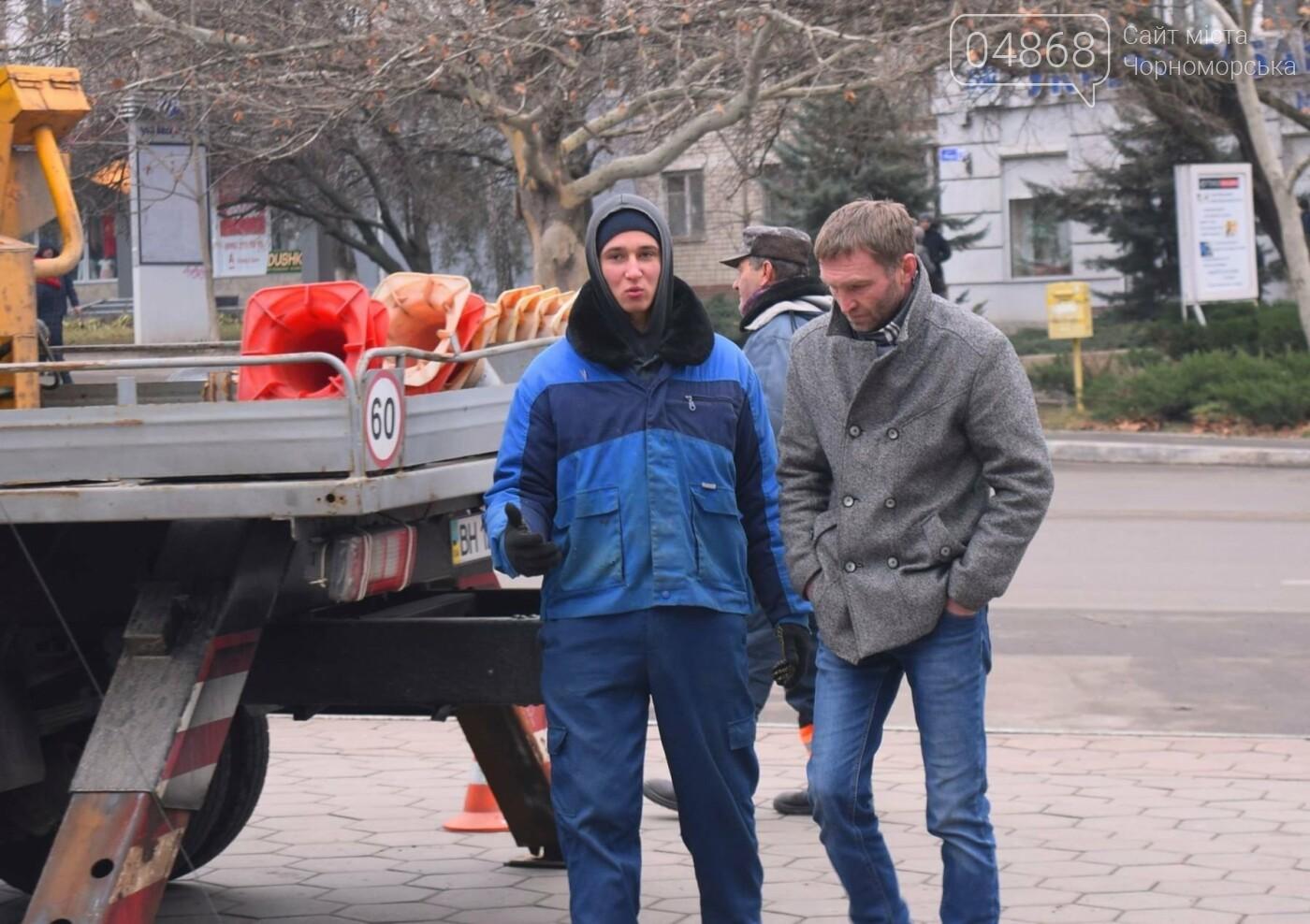 В День энергетика в ООО «Ілкомсвіт» рассказали о том, как освещается Черноморск , фото-9