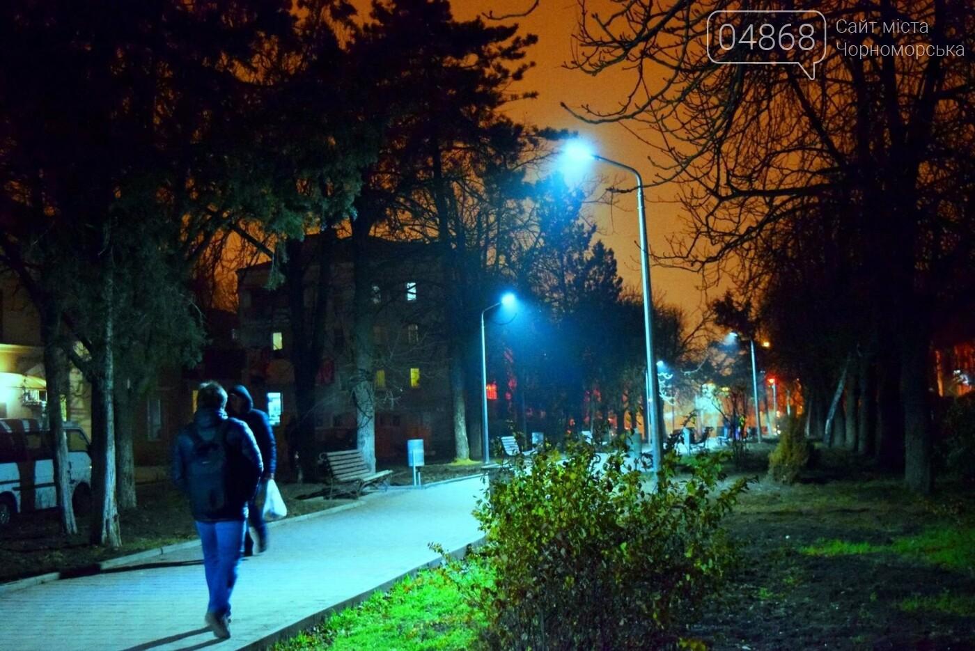 В День энергетика в ООО «Ілкомсвіт» рассказали о том, как освещается Черноморск , фото-2