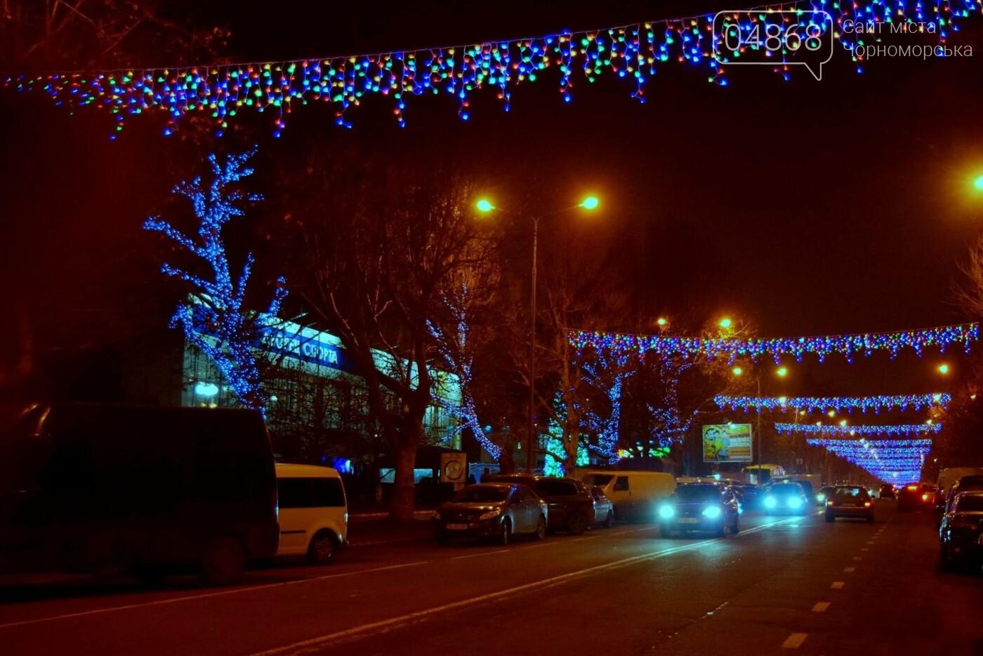 В День энергетика в ООО «Ілкомсвіт» рассказали о том, как освещается Черноморск , фото-7