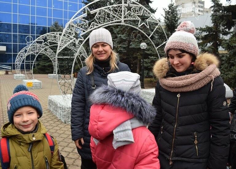 Новогоднее: облсовет пригласил маленьких жителей Черноморска в самый красивый театр Одессы, фото-15