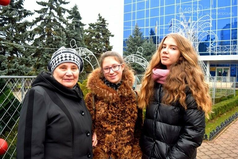 Новогоднее: облсовет пригласил маленьких жителей Черноморска в самый красивый театр Одессы, фото-1
