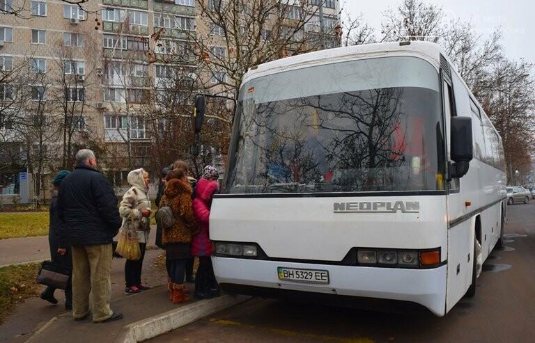 Новогоднее: облсовет пригласил маленьких жителей Черноморска в самый красивый театр Одессы, фото-20