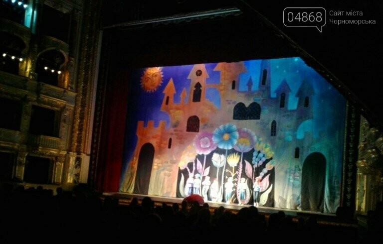 Новогоднее: облсовет пригласил маленьких жителей Черноморска в самый красивый театр Одессы, фото-23