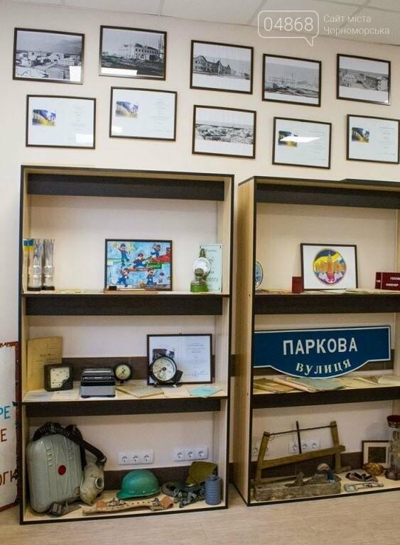 В Черноморске открылся новый локальный музей истории города, фото-5