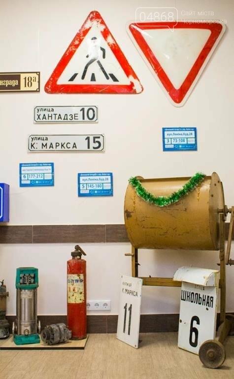 В Черноморске открылся новый локальный музей истории города, фото-4