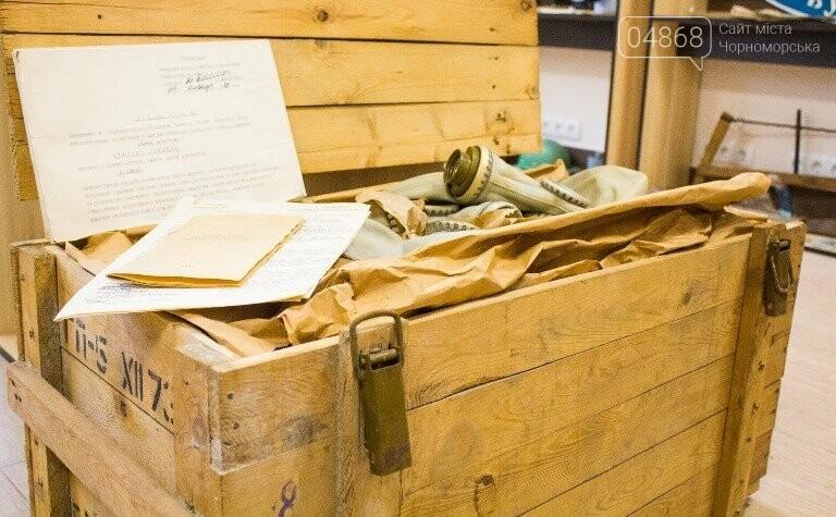 В Черноморске открылся новый локальный музей истории города, фото-3