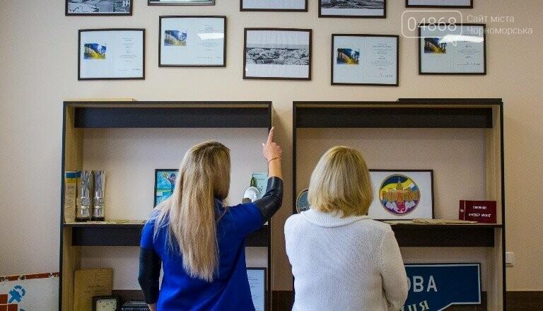 В Черноморске открылся новый локальный музей истории города, фото-12