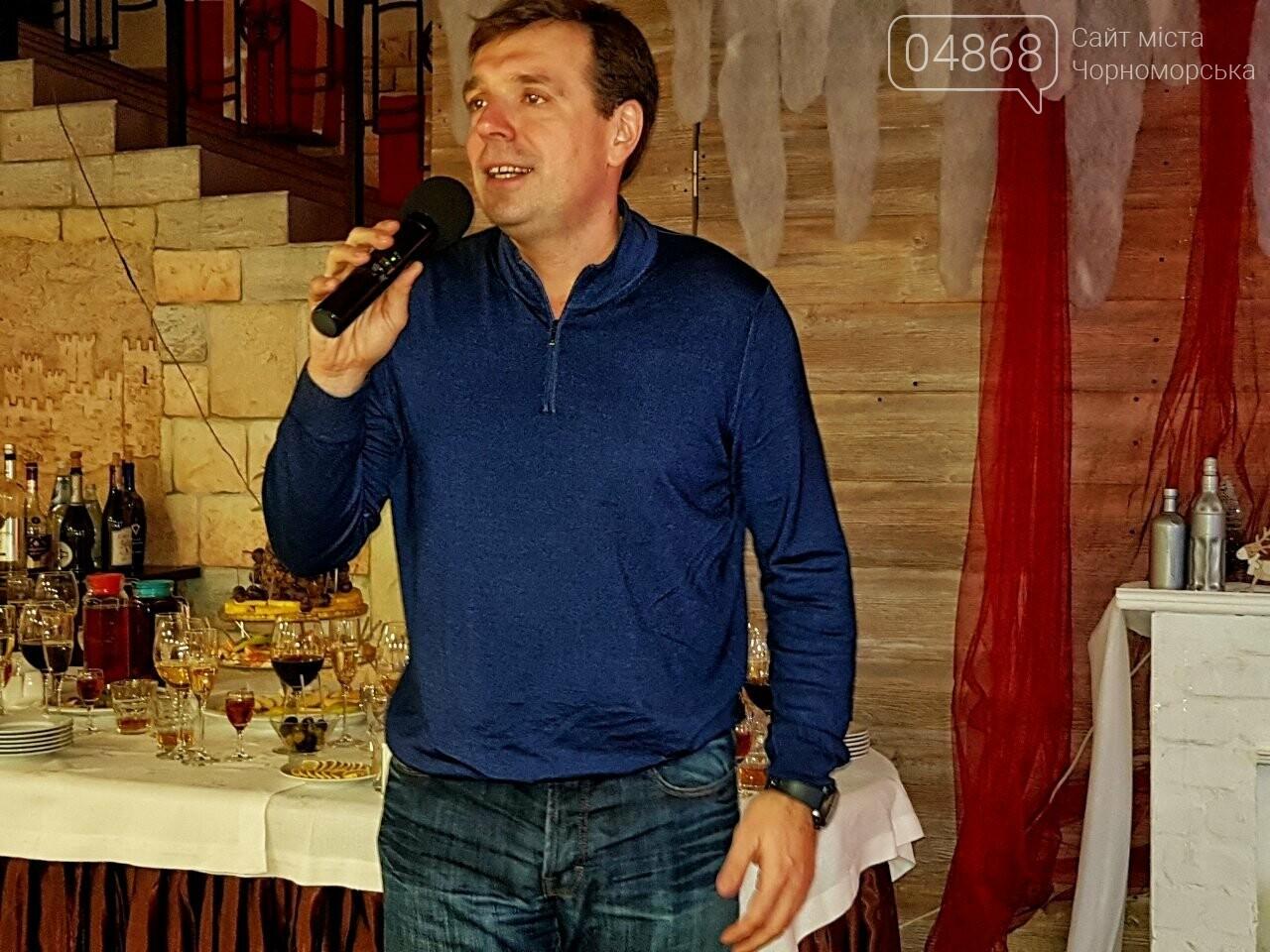 Руководство Ильичевского судоремонтного завода поздравляет с наступающими праздниками, фото-1