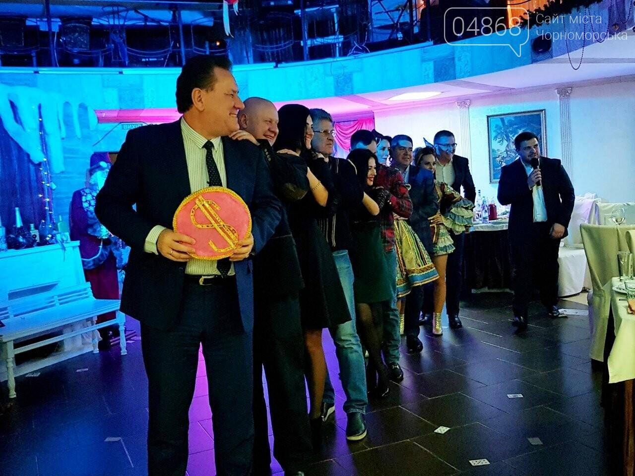 Руководство Ильичевского судоремонтного завода поздравляет с наступающими праздниками, фото-13