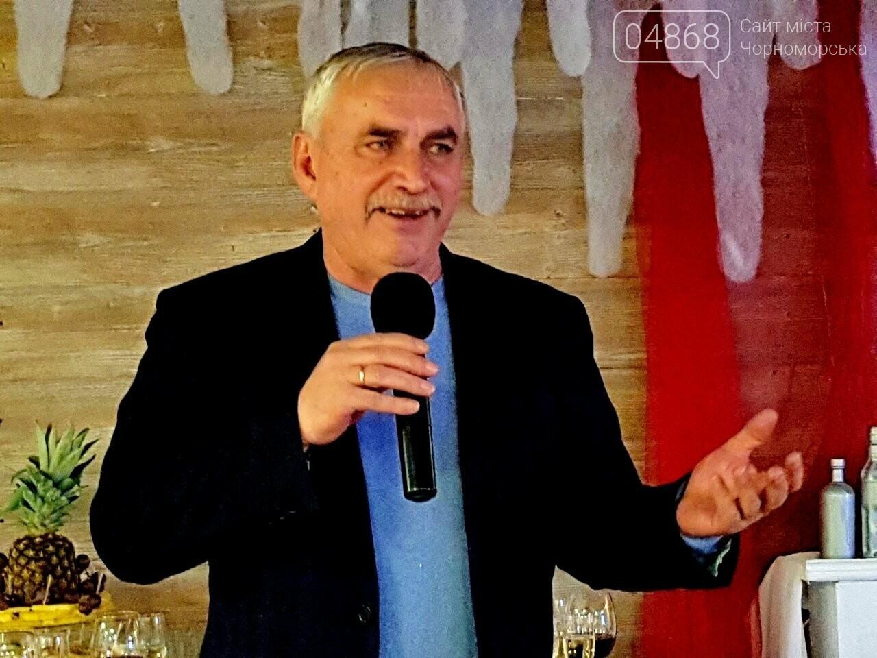 Руководство Ильичевского судоремонтного завода поздравляет с наступающими праздниками, фото-2