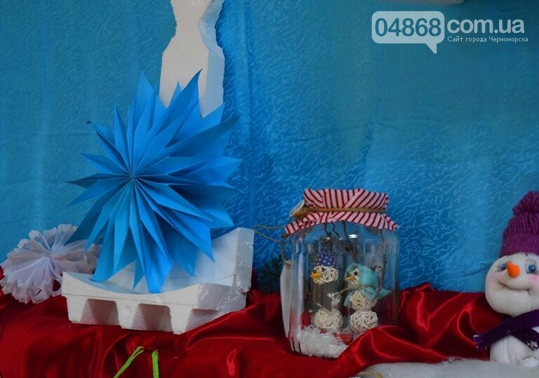В Черноморске названы победители конкурса hand-made сувениров, фото-15
