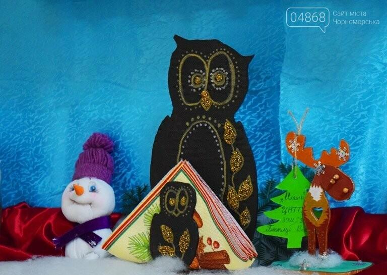 В Черноморске названы победители конкурса hand-made сувениров, фото-16