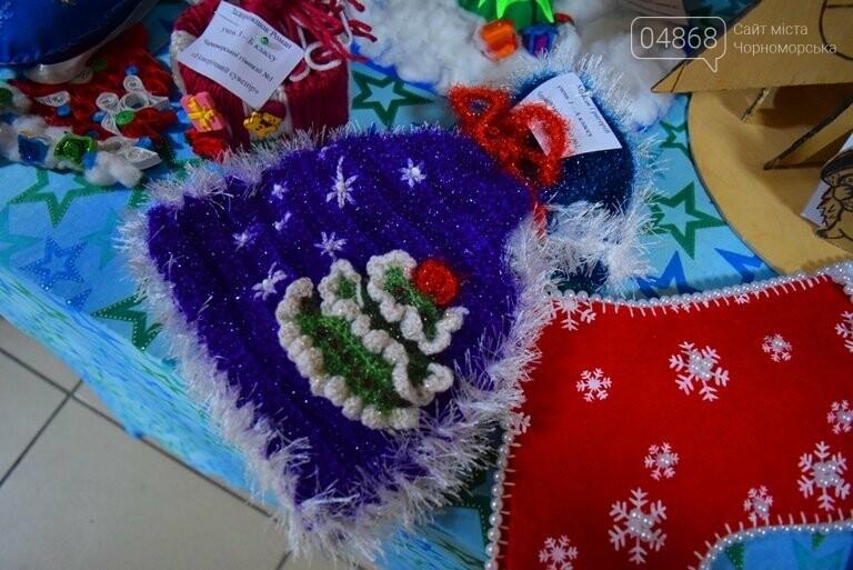 В Черноморске названы победители конкурса hand-made сувениров, фото-4