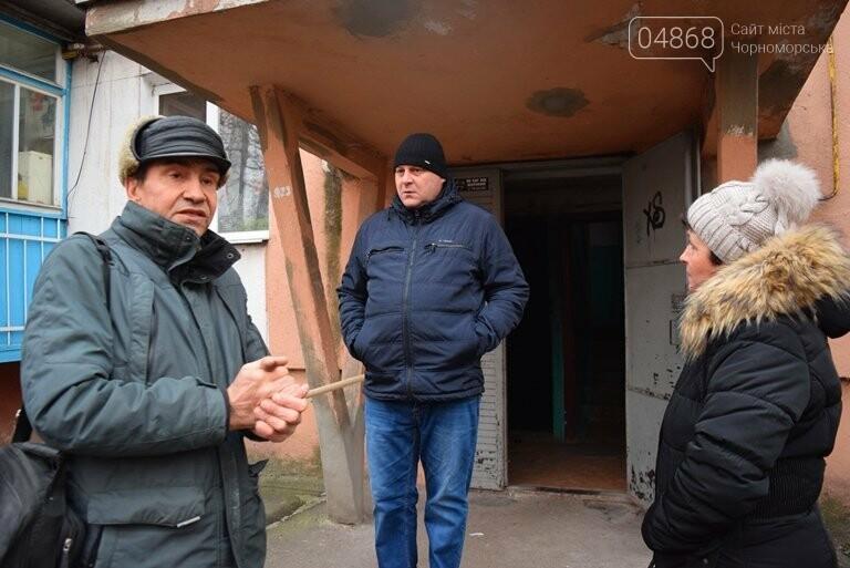 В последний день 2018 года в Черноморске произошёл серьёзный пожар, фото-8