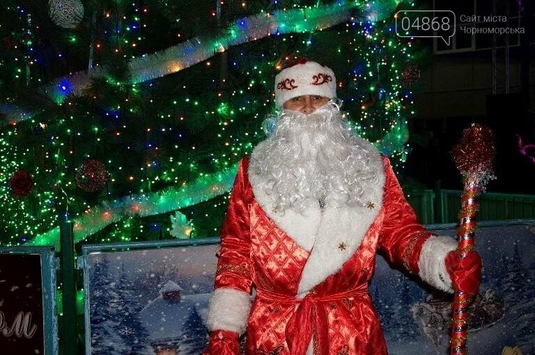 Новогодняя ночь в Черноморске: как это было , фото-5