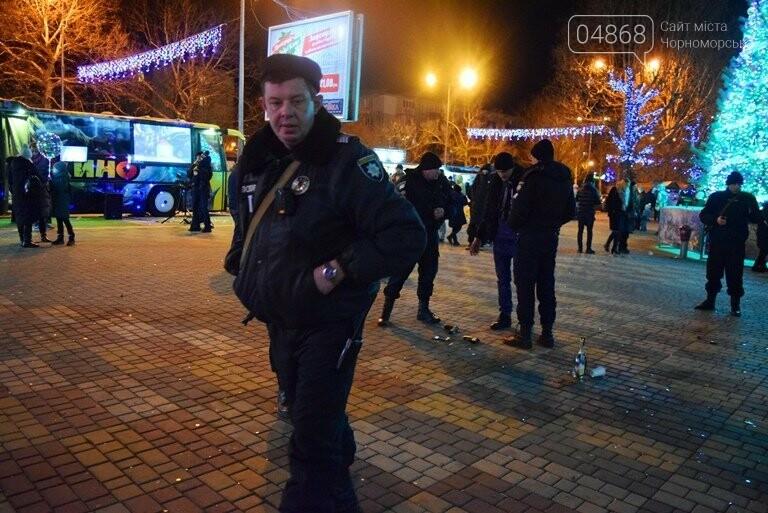 Первый день 2019 года: стрельба и грабёж в Черноморске, фото-7