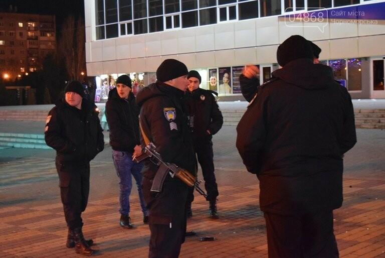 Первый день 2019 года: стрельба и грабёж в Черноморске, фото-3