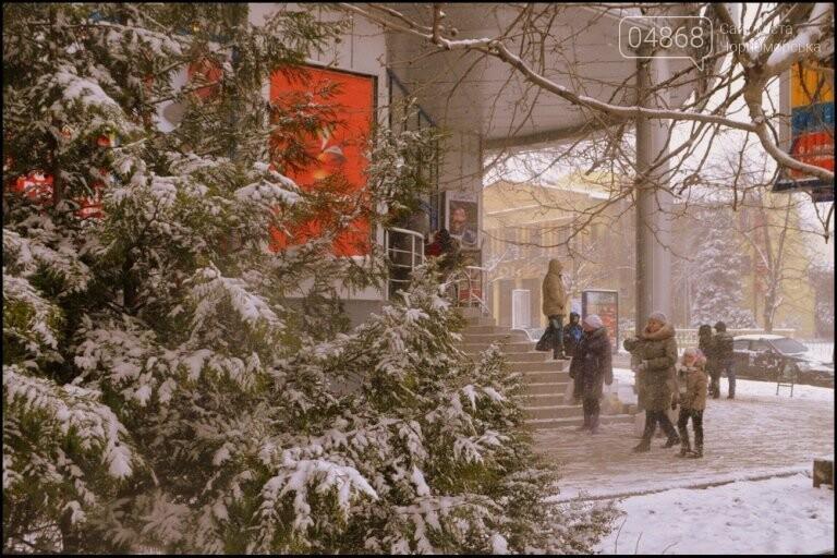 В Рождество Черноморск засыпет снегом, фото-1