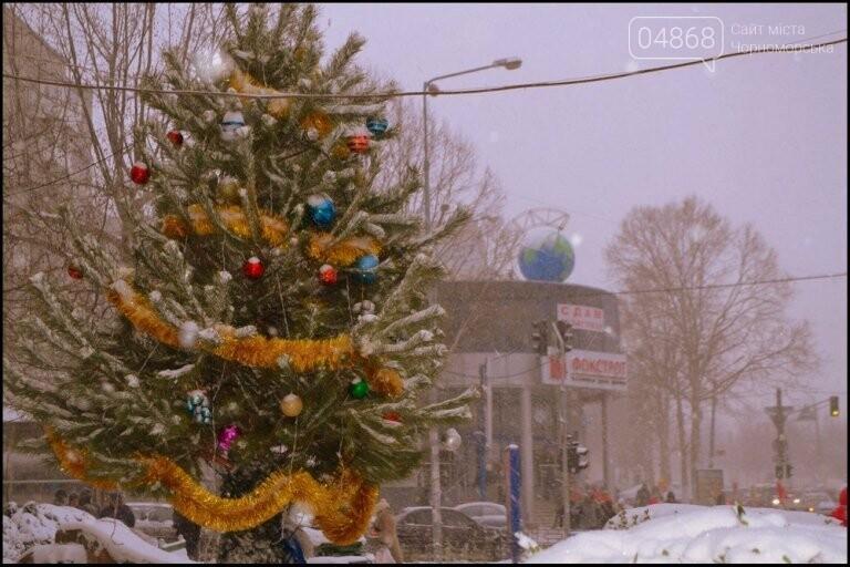 В Рождество Черноморск засыпет снегом, фото-2
