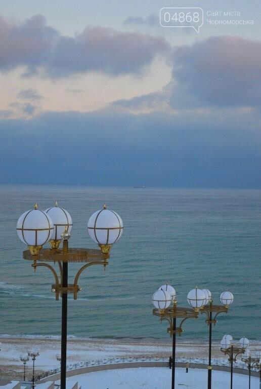 В Рождество Черноморск засыпет снегом, фото-4