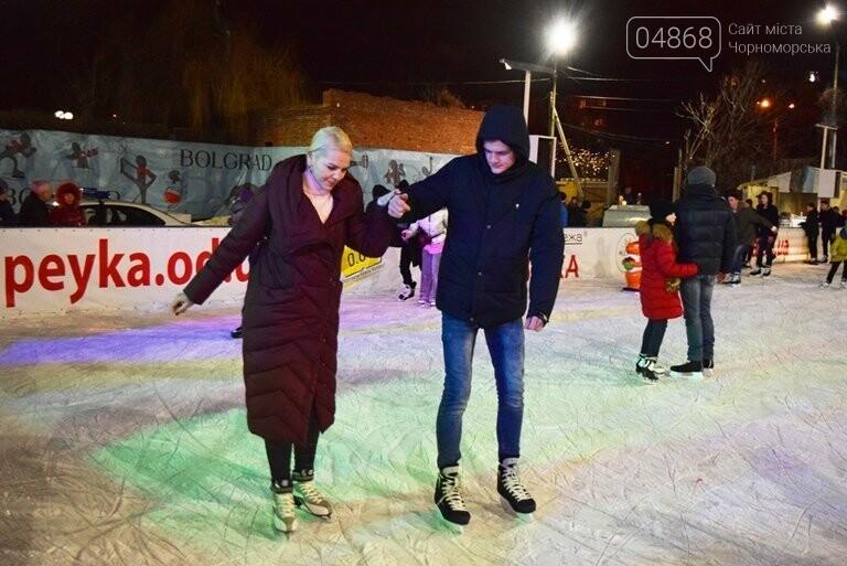 В Черноморске пройдёт «Ледовое шоу», фото-8